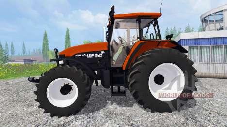 New Holland M 160 v1.9 for Farming Simulator 2015