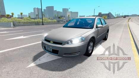 Advanced traffic v1.5.1 for American Truck Simulator