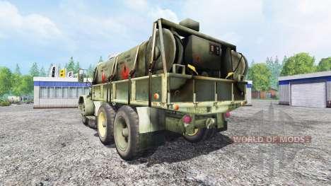 AM General M35A2 for Farming Simulator 2015