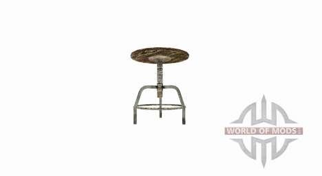 Laboratory stool for Farming Simulator 2017