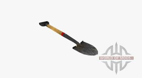 Garden shovel for Farming Simulator 2017