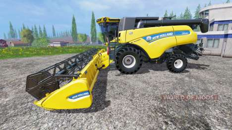 New Holland CR9.90 for Farming Simulator 2015