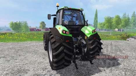 Deutz-Fahr 9340 for Farming Simulator 2015