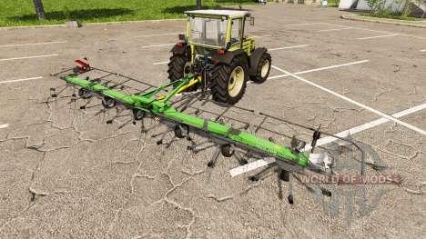 Deutz-Fahr CondiMaster 8331 for Farming Simulator 2017