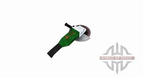 Angle grinder for Farming Simulator 2017