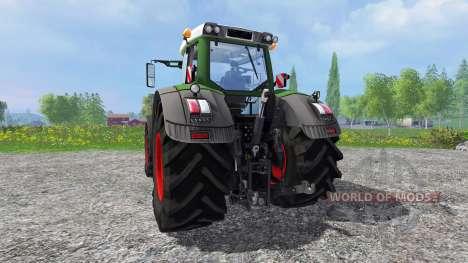 Fendt 939 Vario v2.0 for Farming Simulator 2015