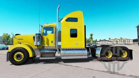 Off-road wheels for American Truck Simulator