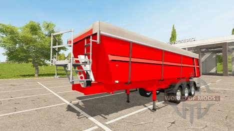 Schmitz Cargobull SKI 24 for Farming Simulator 2017
