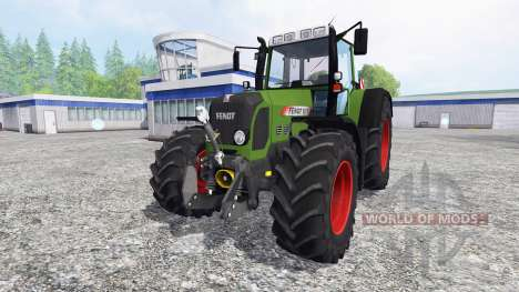 Fendt 818 Vario TMS v2.0 for Farming Simulator 2015