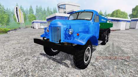 ZIL-157 [live fish] for Farming Simulator 2015
