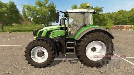 Fendt 939 Vario for Farming Simulator 2017