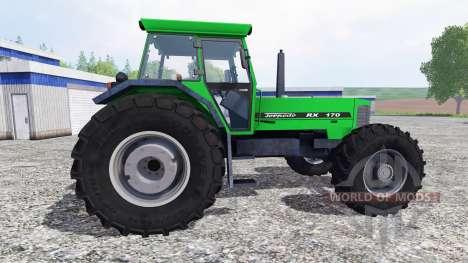 Torpedo RX 170 v1.1 for Farming Simulator 2015