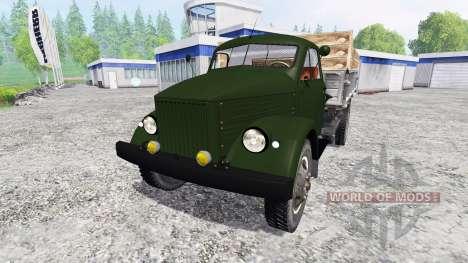 GAZ-51A v2.0 for Farming Simulator 2015