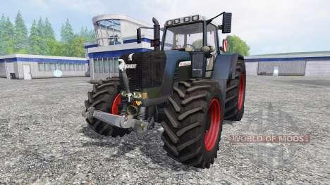 Fendt 930 Vario TMS v2.2 for Farming Simulator 2015