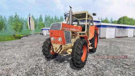 Zetor Crystal 8045 for Farming Simulator 2015