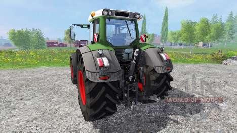 Fendt 939 Vario [wheelshader] for Farming Simulator 2015