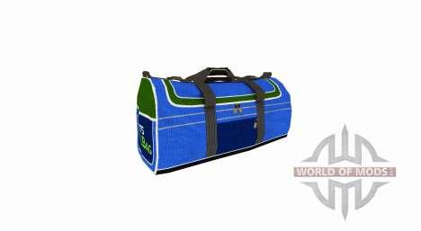 Sports bag for Farming Simulator 2017