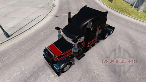 Skin JPC Ranch for the truck Peterbilt 389 for American Truck Simulator