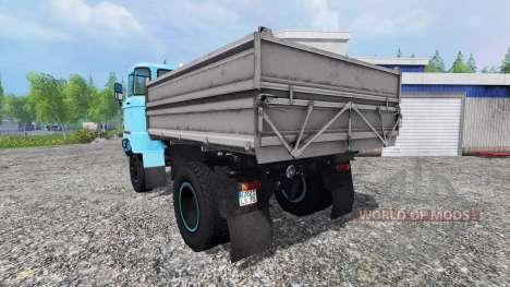IFA W50 [blue] for Farming Simulator 2015