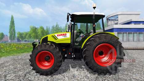 CLAAS Axos 330 v2.0 for Farming Simulator 2015