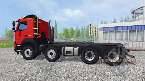 Volvo FMX Ampliroll for Farming Simulator 2015