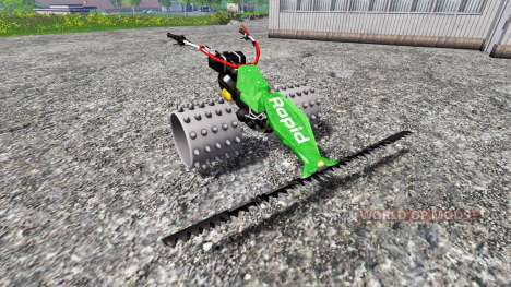 Rapid Rex for Farming Simulator 2015
