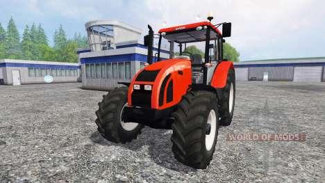 Zetor Forterra 11441 for Farming Simulator 2015