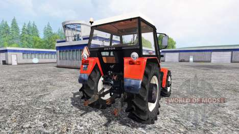 Zetor 7745 [wheelshader] for Farming Simulator 2015