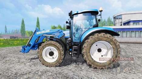 New Holland T6.140 for Farming Simulator 2015
