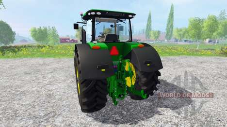 John Deere 7290R v2.2 for Farming Simulator 2015