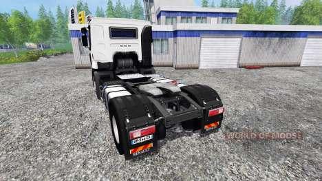 Renault Premium Lander for Farming Simulator 2015