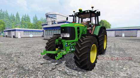 John Deere 6930 for Farming Simulator 2015