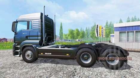 MAN TGS 26.440 for Farming Simulator 2015