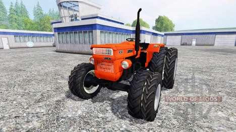 Fiat 450 for Farming Simulator 2015