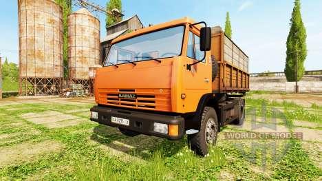 KAMAZ-43255 for Farming Simulator 2017