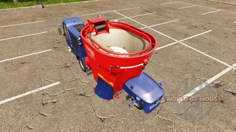 SILOKING SelfLine Compact 1612 for Farming Simulator 2017