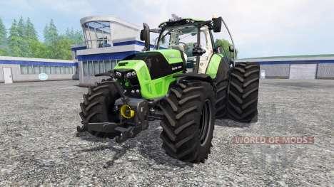 Deutz-Fahr Agrotron 7250 TTV v6.0 for Farming Simulator 2015