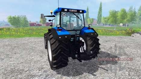 New Holland TM 175 v2.0 for Farming Simulator 2015