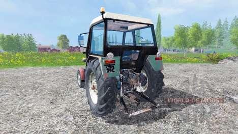 Ursus C-4011 for Farming Simulator 2015