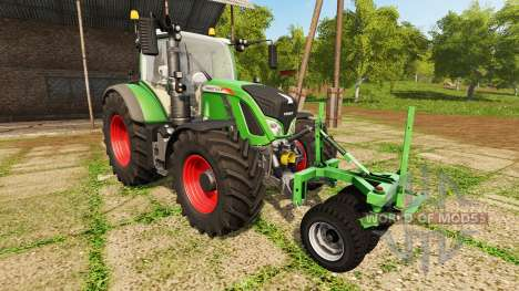 Kotte FRP 145 for Farming Simulator 2017