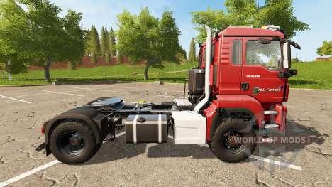 MAN TGS 18.480 v1.2 for Farming Simulator 2017