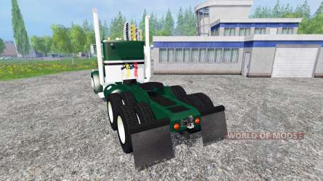 Peterbilt 281 for Farming Simulator 2015