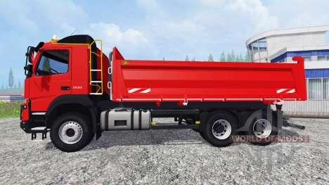 Volvo FMX [tipper] for Farming Simulator 2015
