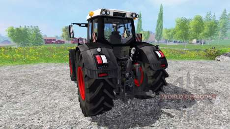 Fendt 936 Vario [black beauty washable] for Farming Simulator 2015