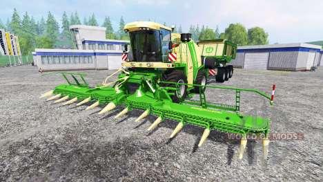 Krone Big X 1100 for Farming Simulator 2015