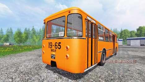 LiAZ-677 v3.0 for Farming Simulator 2015