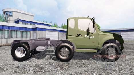 KLCAR ADCHI [multicolor] for Farming Simulator 2015