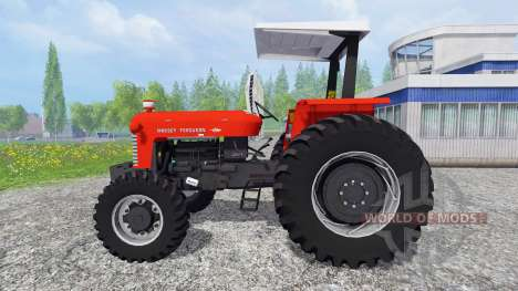 Massey Ferguson 95X for Farming Simulator 2015