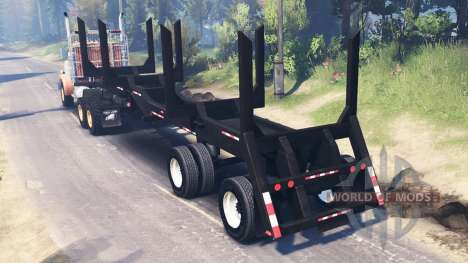 Peterbilt 379 v2.0 for Spin Tires