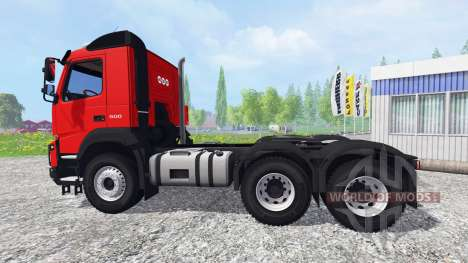 Volvo FMX for Farming Simulator 2015